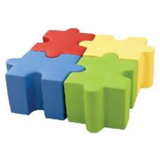 Puzzle Ottoman Set